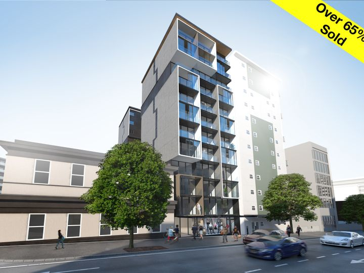9C-201 Hobson St - Eve Apartments, Auckland Central, Auckland City