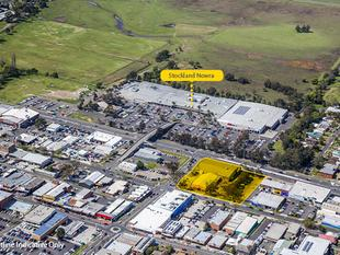Retail Investment, Two National Tenants - Nowra