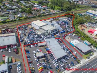 Light Manufactory 11046m2 land! - Manurewa