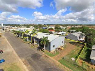 INDUSTRIAL INVESTMENT ON 4 TITLES - Bundaberg East