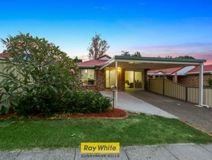 DELIGHTFUL LOWSET BRICK HOME - READY TO MOVE IN - Sunnybank Hills