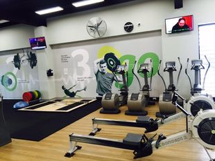 Newly Fitted Health Club And Fitness Centre - Cabramatta