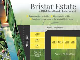 Bristar Estate - Now Selling! - Underwood