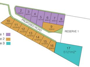 Inexpensive Entry Level Staged 16 Lot Residential Subdivision - (6.49 Acres) - Snake Valley