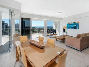 Rare Opportunity Large corner Apartment + Excellent  Ocean views. - Maroochydore