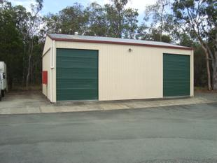 108m2 Affordable Industrial Unit - Caboolture