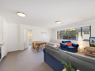 Bright & Spacious One Bedroom Unit - Neutral Bay