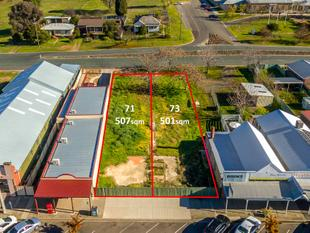 Exceptional Commercial Development Site - Heathcote
