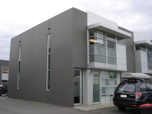 Modern Front Office Unit - Ferrymead