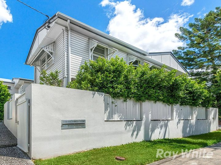 4/116 Mowbray Terrace, East Brisbane, QLD