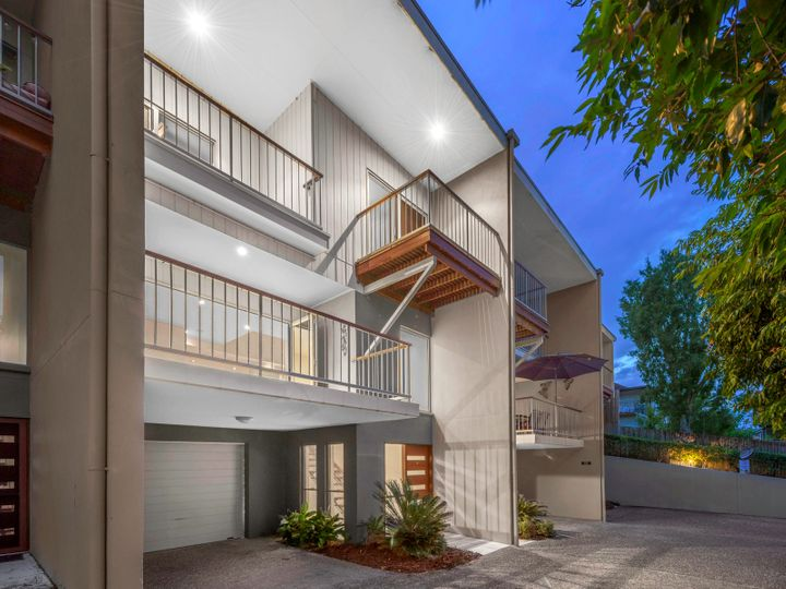 3/22B Hampson Street, Kelvin Grove, QLD