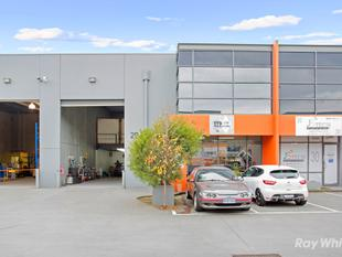 INDUSTRIAL INVESTMENT WITH VIP TENANT SINCE 2010 - Moorabbin
