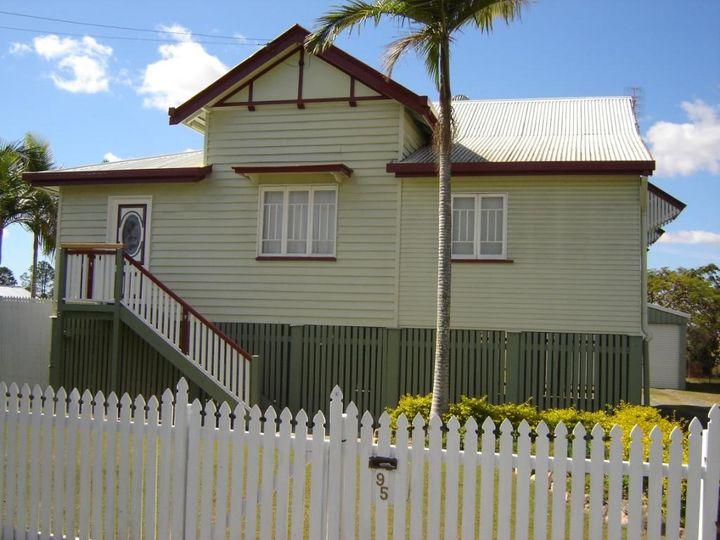 95 saltwater creek Road, Maryborough, QLD