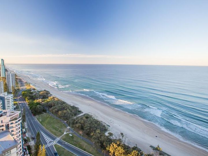 1801/3440 Surfers Paradise Boulevard, Surfers Paradise, QLD