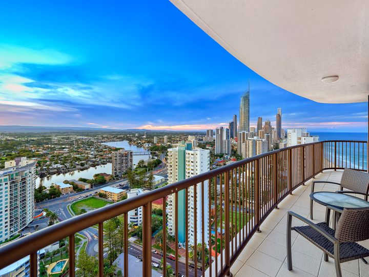 32D/4 Old Burleigh Road, Surfers Paradise, QLD