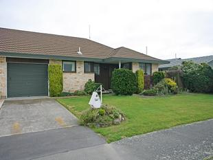 "Be Proud To Say ""Iona Place"" - Upper Riccarton"