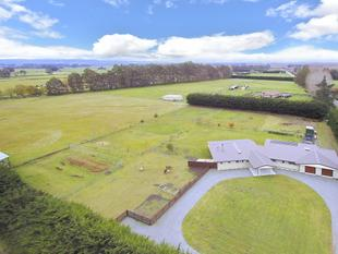 Substantial and Unique on 12.73 acres in Flaxton - Rangiora