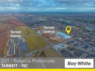 *** LEASED*** - Tarneit