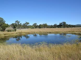 4 B/R Home On 40 Cleared Acres With Plenty of Water! - Toogoolawah