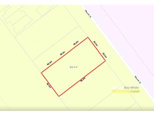 LAND/DEVELOPMENT SITE - 810 m2 - Northgate