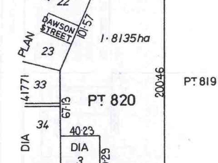 Lot 819-820 Bedford Street, Spalding, WA