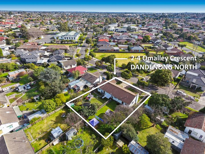 2-4 O'Malley Crescent, Dandenong North, VIC