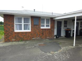 2 bedroom unit - Close to town! - Central - Palmerston Nth