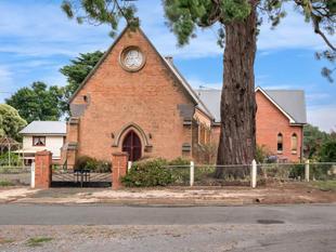 3429M2 (0.85 Acres) Former Holly Trinity Anglican Church & Hall  Circa 1863 - Waubra