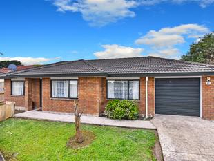 Brick and Tile Affordable Family Home - Manurewa