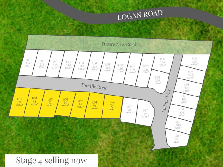 Lot 95 Torville Heights, Underwood, QLD