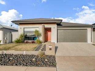 Cleverly engineered modern home in the sought-after Molonglo Valley suburb of Coombs - Coombs