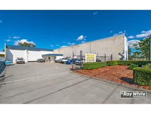 Industrial Building with Office and Hard Stand Throughout - Kawana