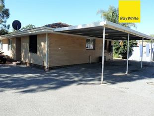 GREAT LOCATION - GREAT PRICE - Gosnells