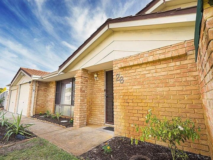 28 Evergreen Ramble, Ballajura, WA