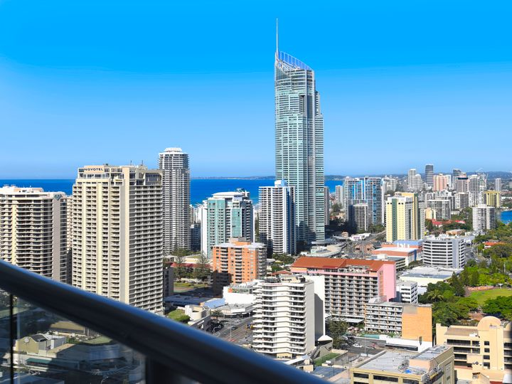 3336/23 Ferny Avenue, Surfers Paradise, QLD