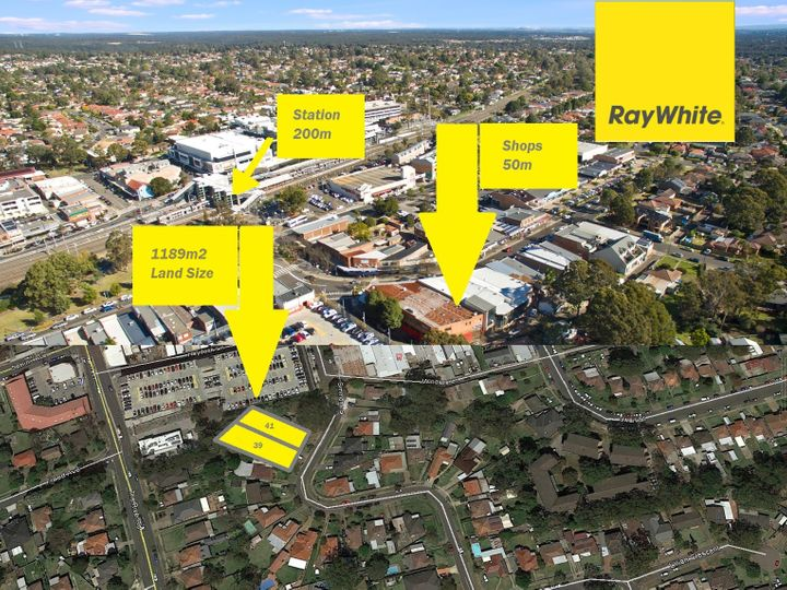 39-41 Simmons Street, Revesby, NSW