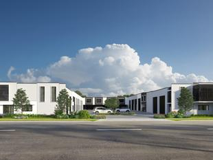 Exciting New Industrial Unit Under Construction - Arundel