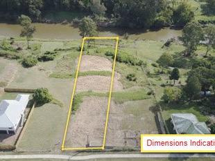 A RARE OPPORTUNITY FOR WATERFRONT LAND - East Ipswich