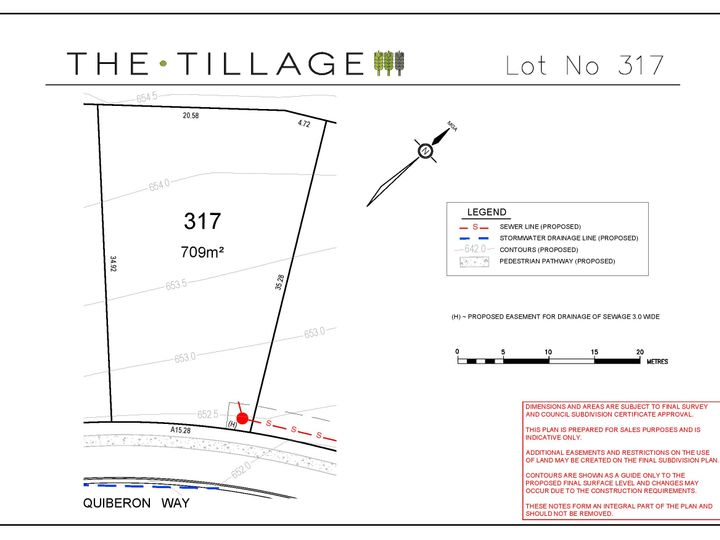 Lot 317 Quiberon Way, Goulburn, NSW