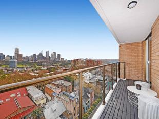 Designer inner city style with sweeping city panoramas DEPOSIT TAKEN INSPECTIONS CANCELLED - Potts Point
