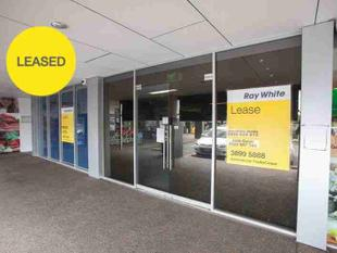 105sqm* RETAIL SPACE IN TWIN PARKS CENTRE! - Tingalpa