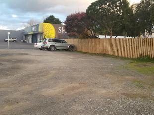 Bank Street Parking - Kaitaia