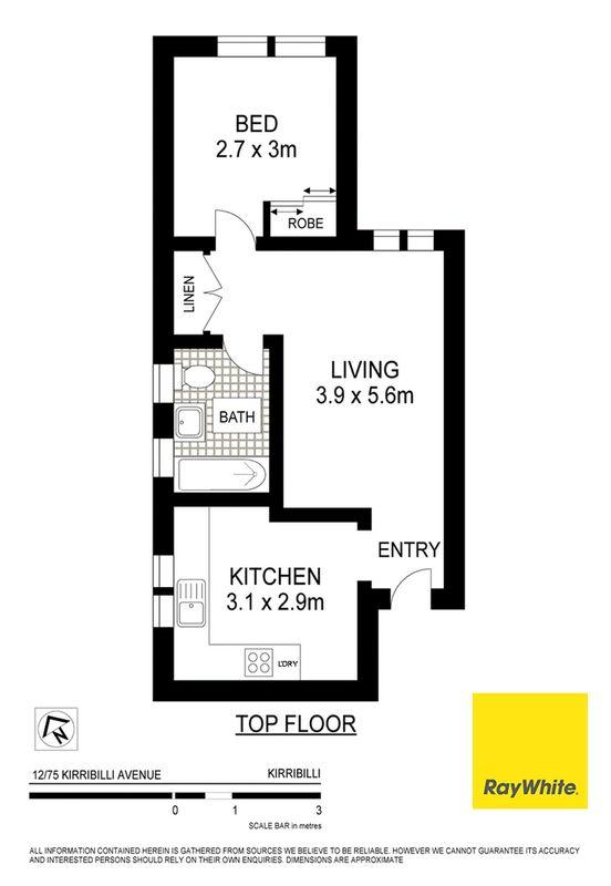 12 75 kirribilli avenue kirribilli nsw residential On kirribilli house floor plan