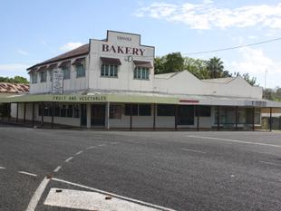 Huge Ex-Baker Shop & Residence - New Business Needed - Eidsvold