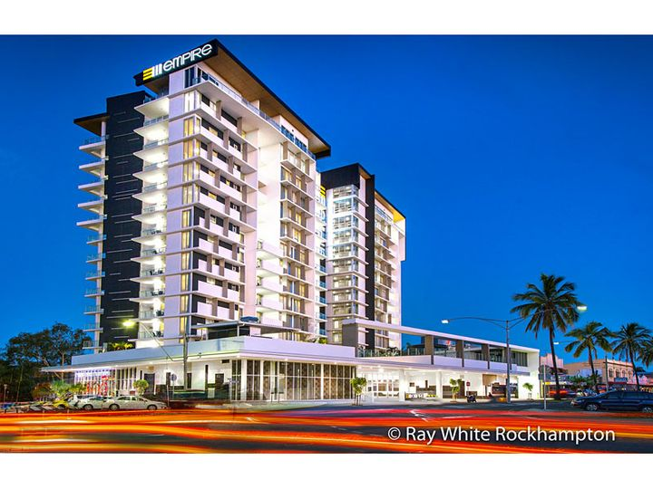 1105 1/7 East Street, Rockhampton City, QLD