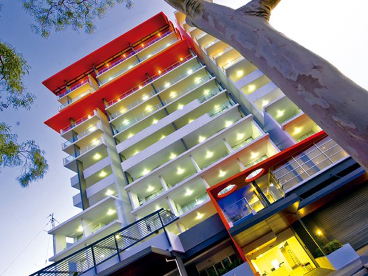 902 The Edge Apartments, Rockhampton City, QLD