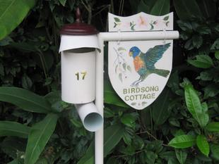 Bird Song Cottage - Flying Fish Point