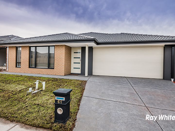 61 Moxham Drive, Clyde North, VIC