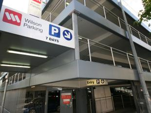 Farmers Car Park - Auckland Central