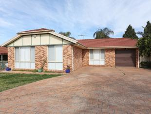 """Excellent First Home"" (Open: Sat, 10:15-10:45 am) - Rooty Hill"